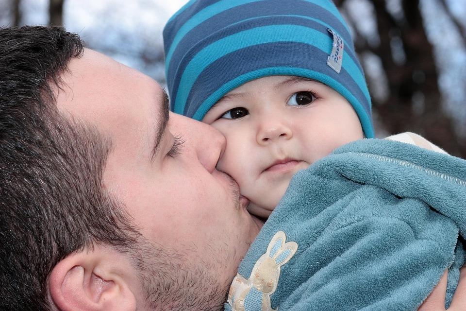 family, toddler, love