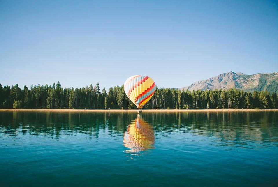 hot air balloon, ballooning, balloon