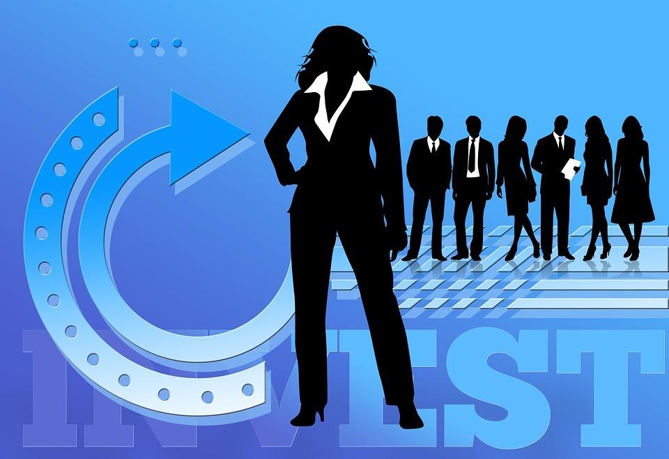 businesswoman, businessman, businessmen