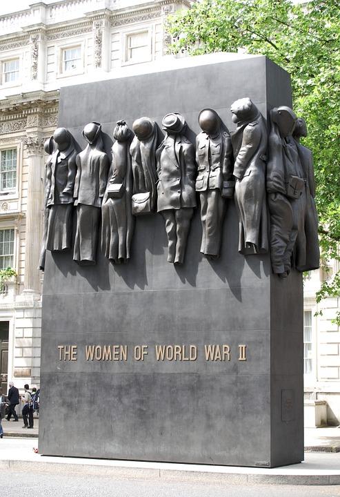 memorial, women, whitehall