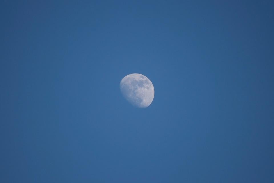 moon, lunar, astronomy