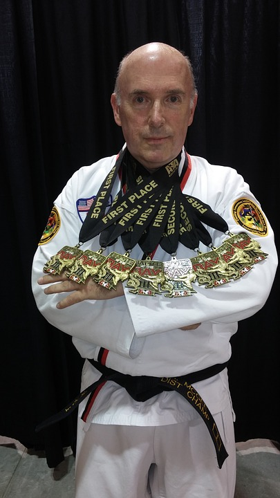 taekwondo, karate, belt