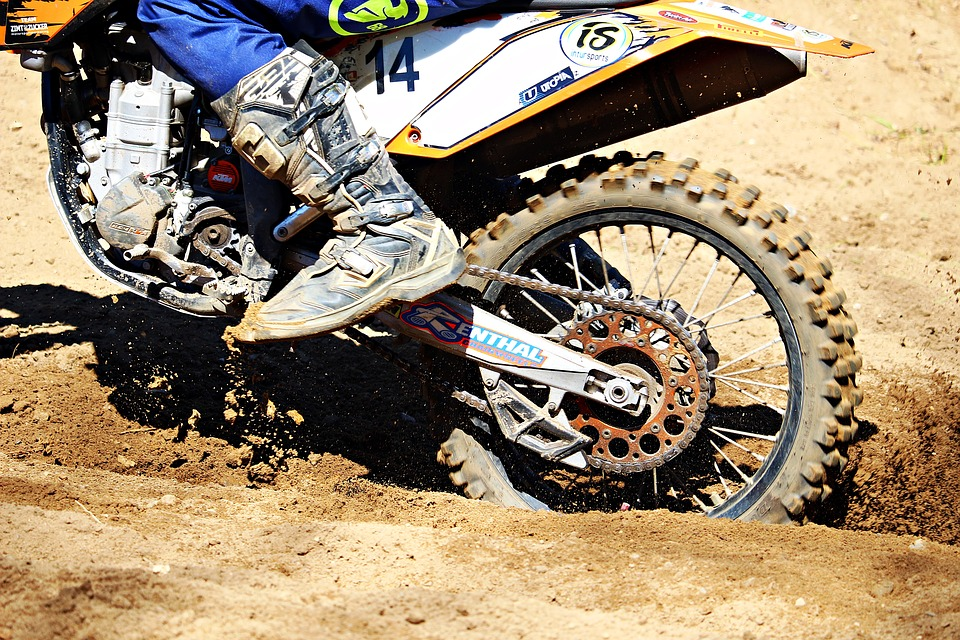 motocross, enduro, motorcycle