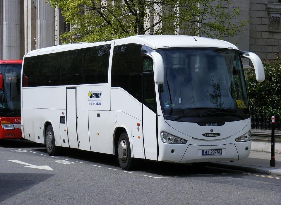 bus, transport, poland