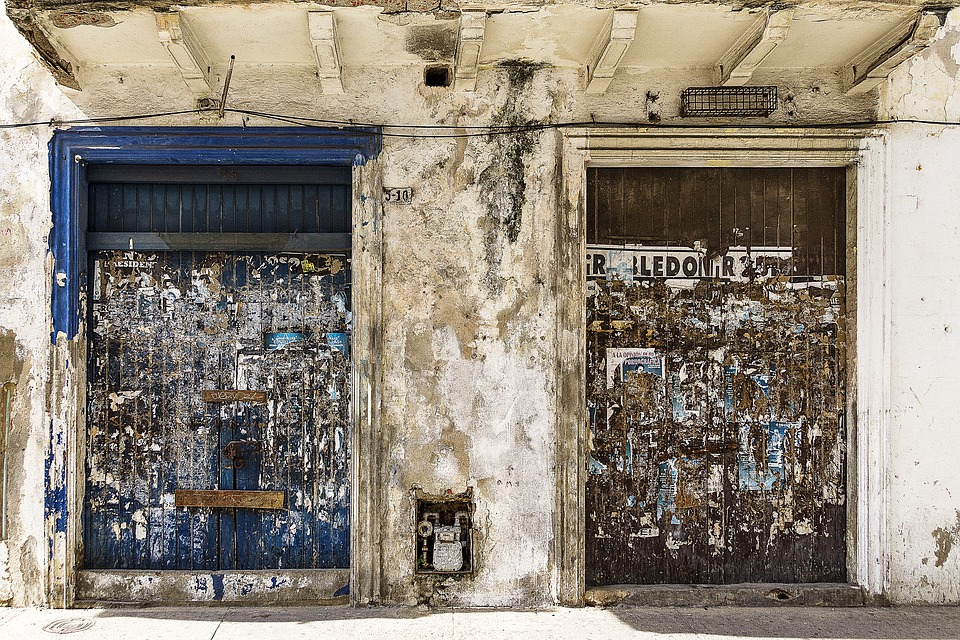 doors, architecture, colonial