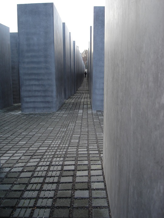 berlin, holocaust, memorial