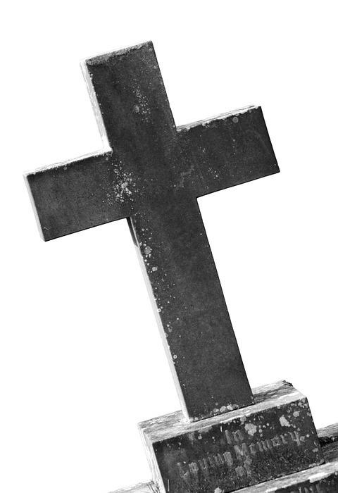 ancient, catholic, cemetery