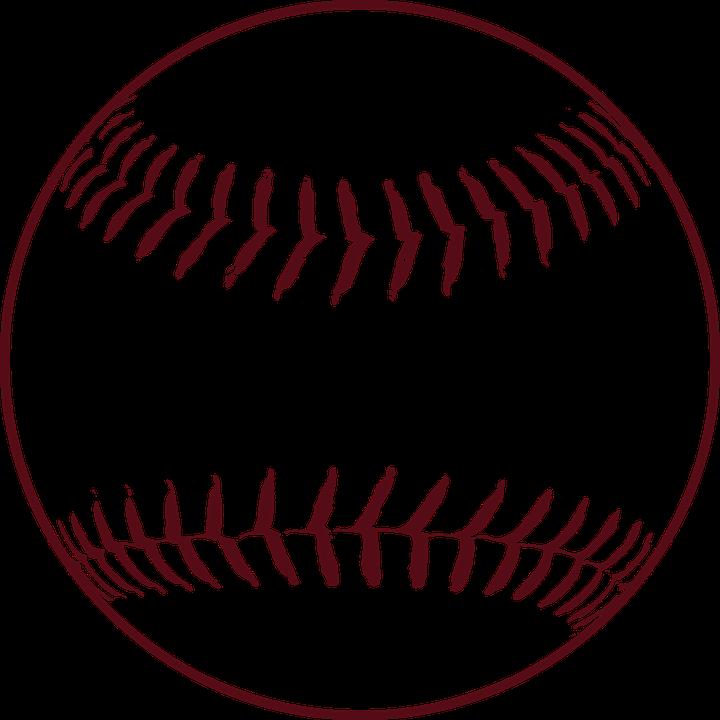 baseball, stitches, softball