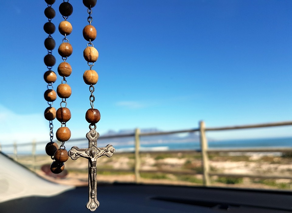 rosary, table mountain, catholic
