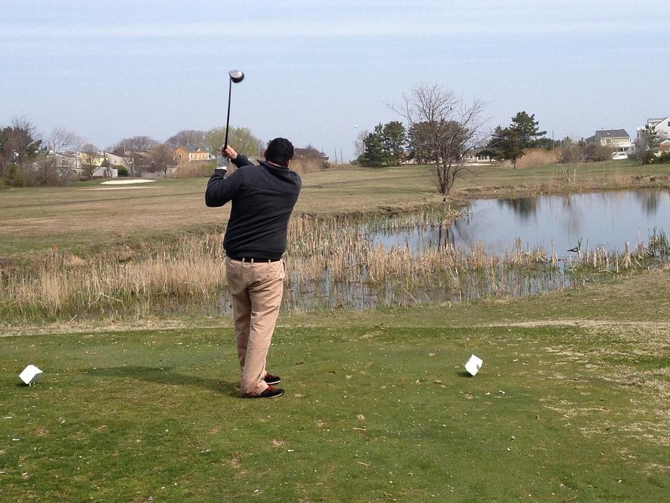 golf, sports, golf course