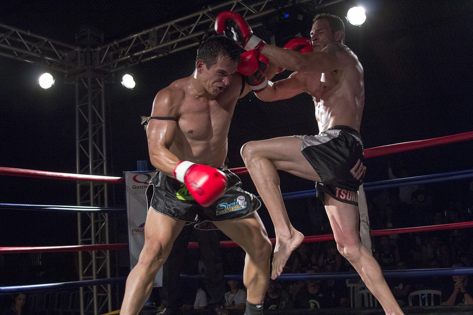 sport, action, muay thai