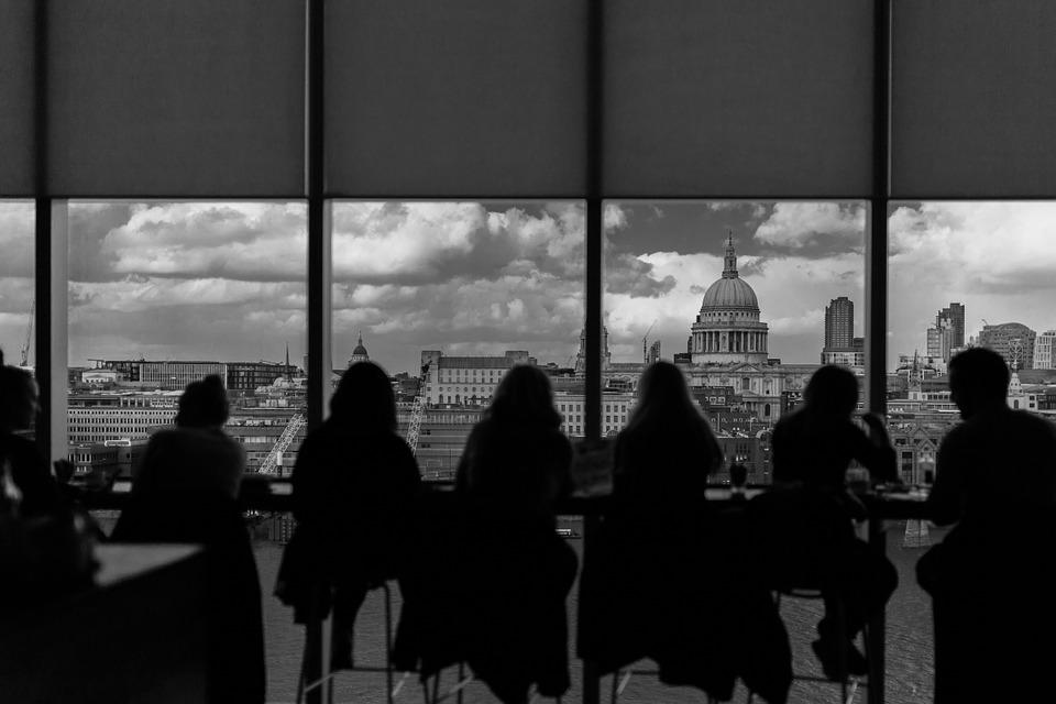 cafe, bar, london