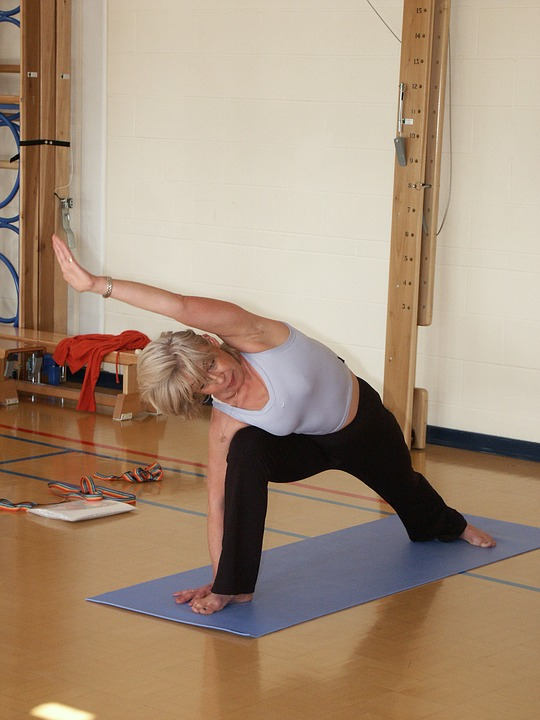 yoga, yoga posture, stretch