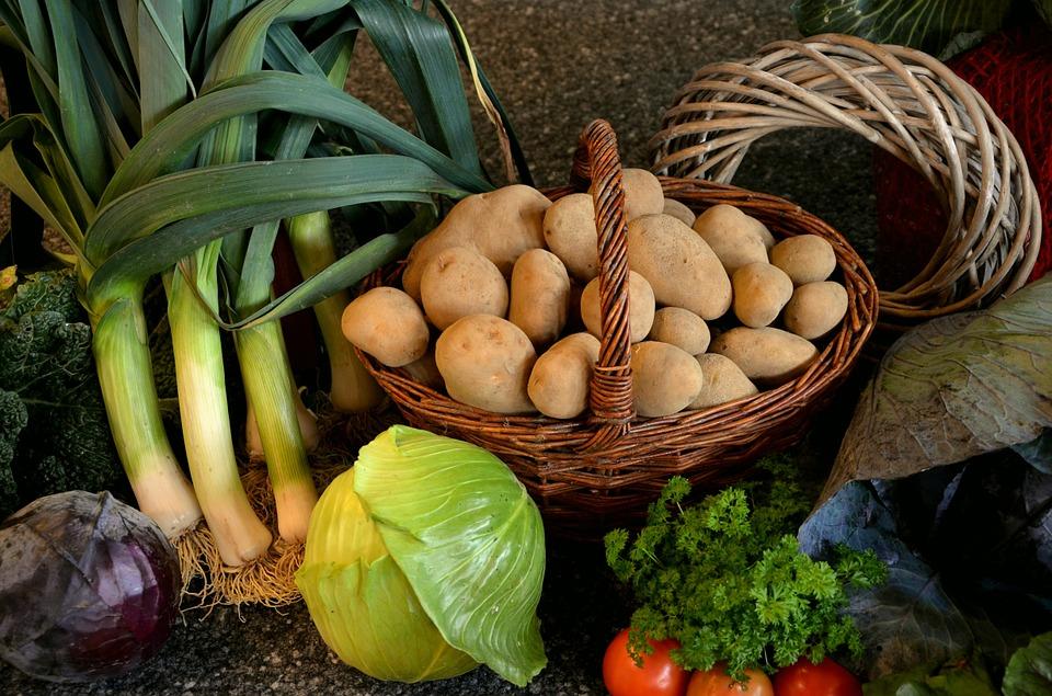 thanksgiving, vegetables, harvest
