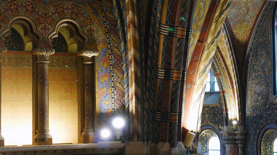 matthias, church, architecture