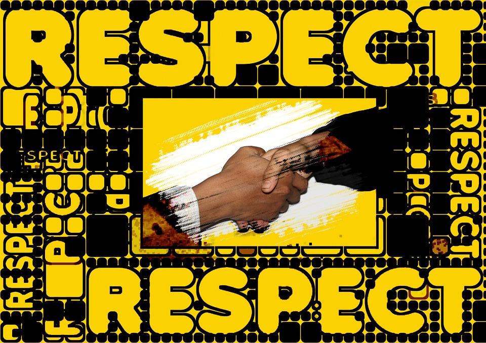 haendeschuettel, handshake, respect