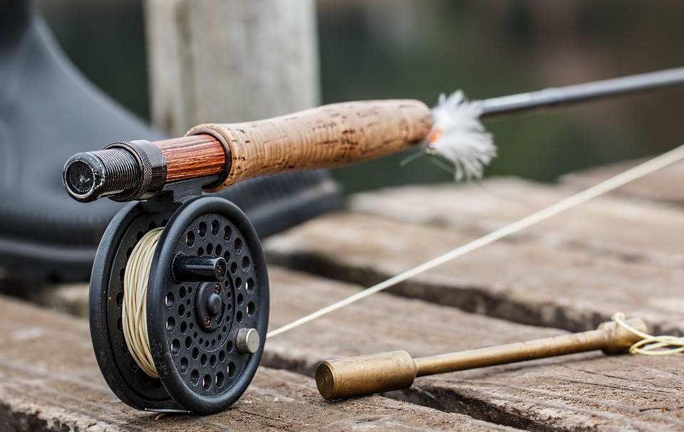 fly fishing, angling, fishing