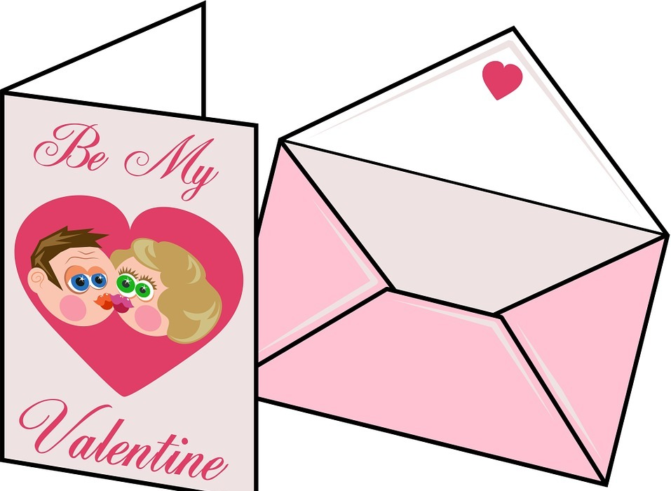 valentines day, valentine, card