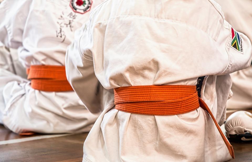 karate, martial arts, sport