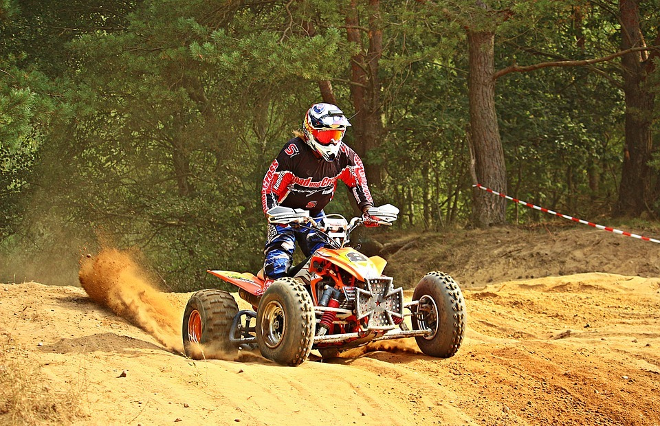motorsport, atv, quad