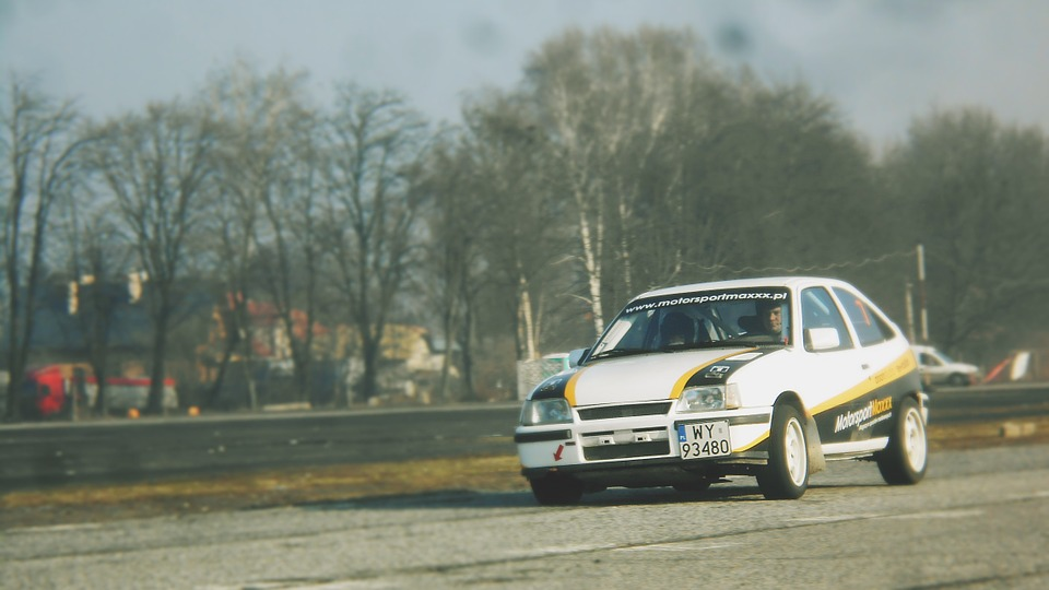rally, opel, motorsport