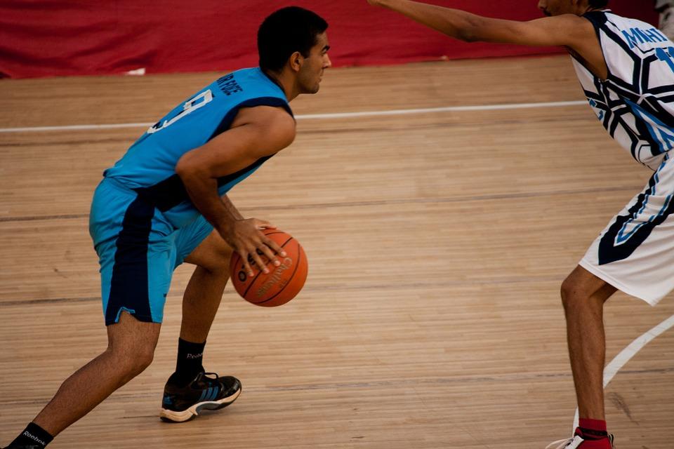 basketball, players, sport