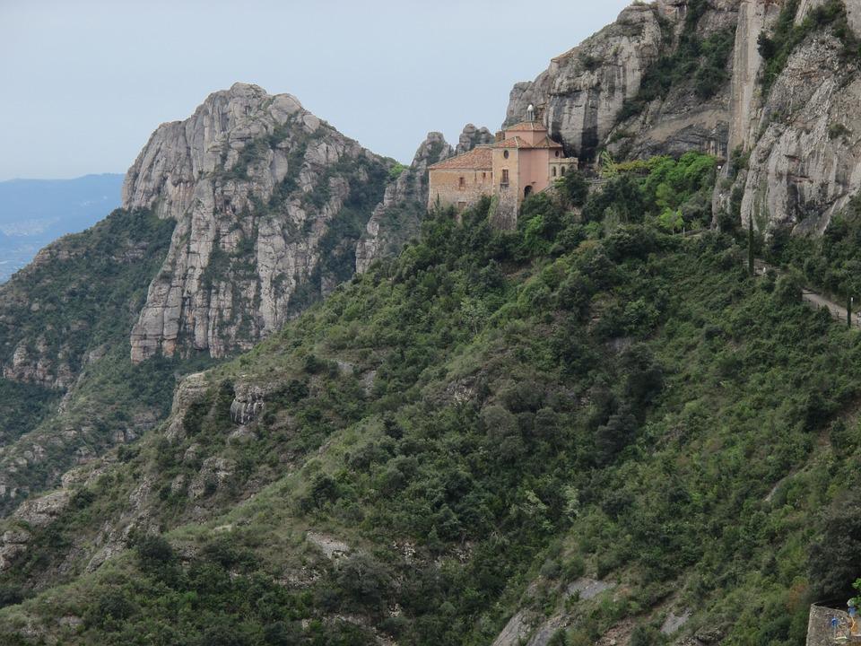catholic, monastery, religion