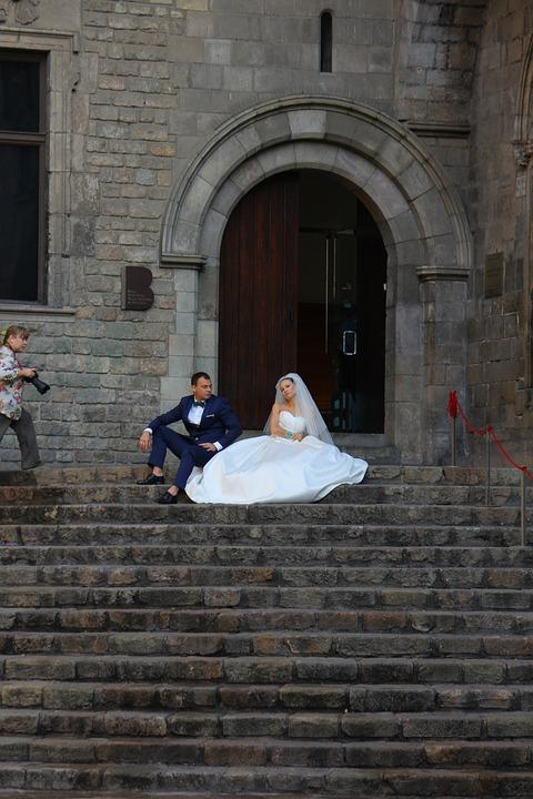 wedding, marriage, happy people