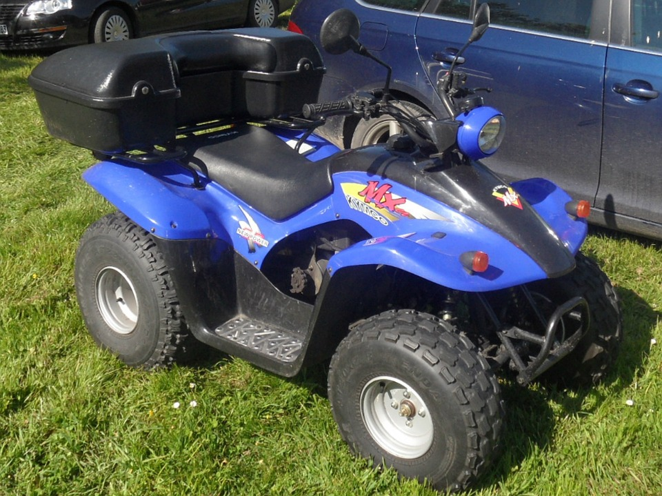 quad, kymco, vehicle