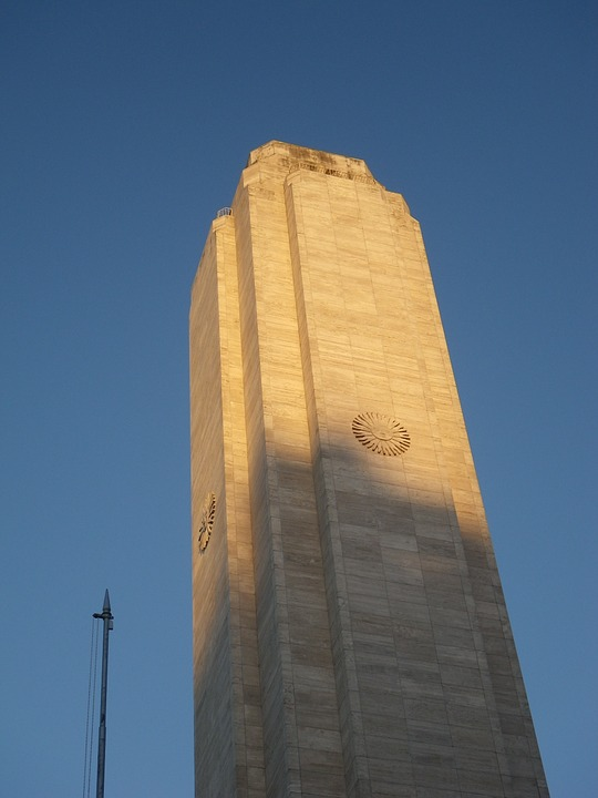national flag memorial, argentina, rosario