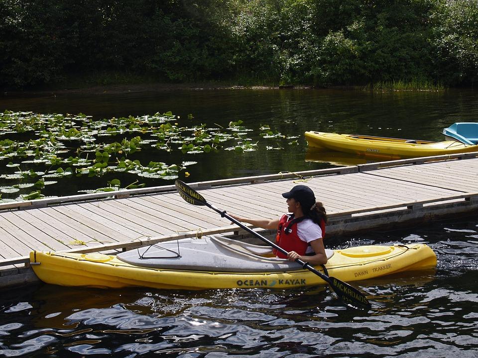 kayak, sport, outdoor activity