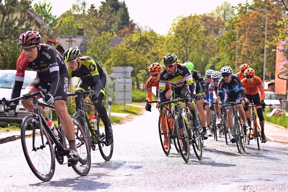 cycling, rider, sport