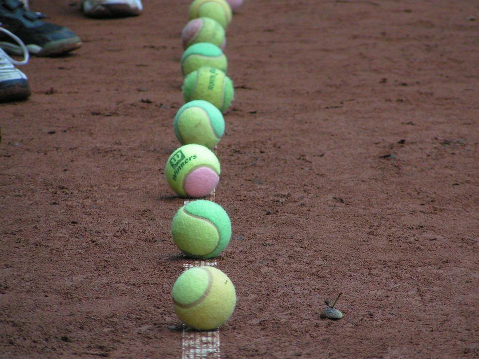 tennis, tennis ball, ball