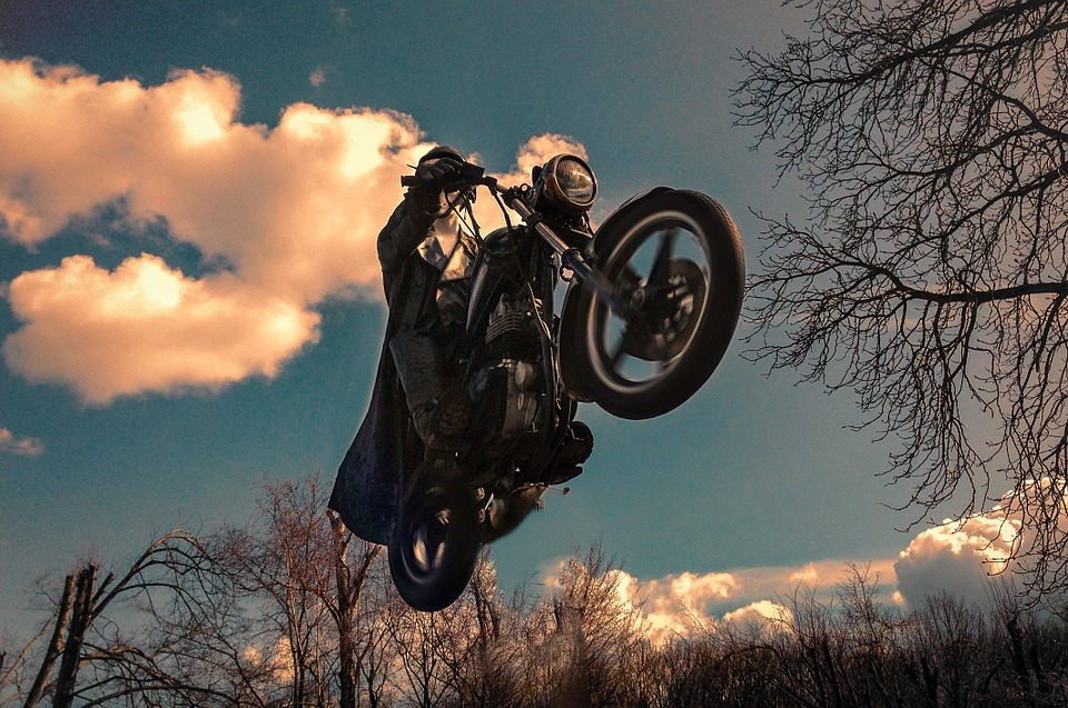 motorcycle, iphone, biker
