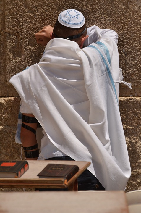 prayer, jews, wailing wall