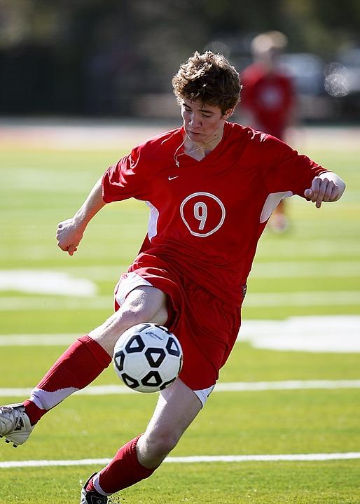 soccer, football, soccer player
