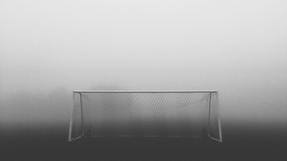 football, goal, sport