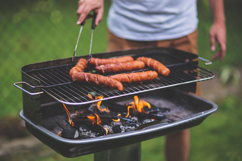 fool, meal, sausage