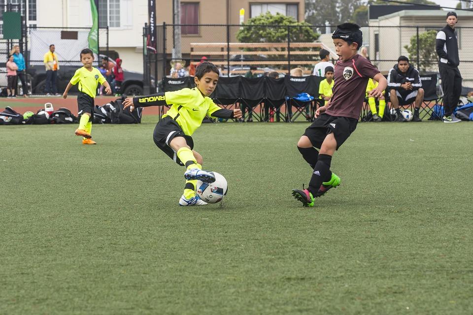 soccer, dribble, football