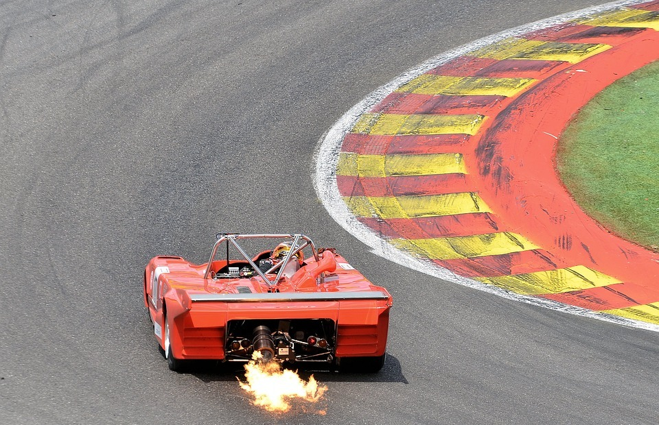 motorsport, oldtimer, spa classics