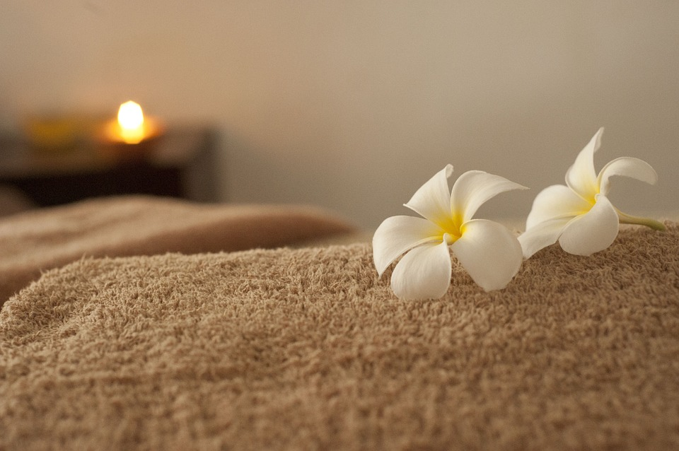 relaxation, spa, massage