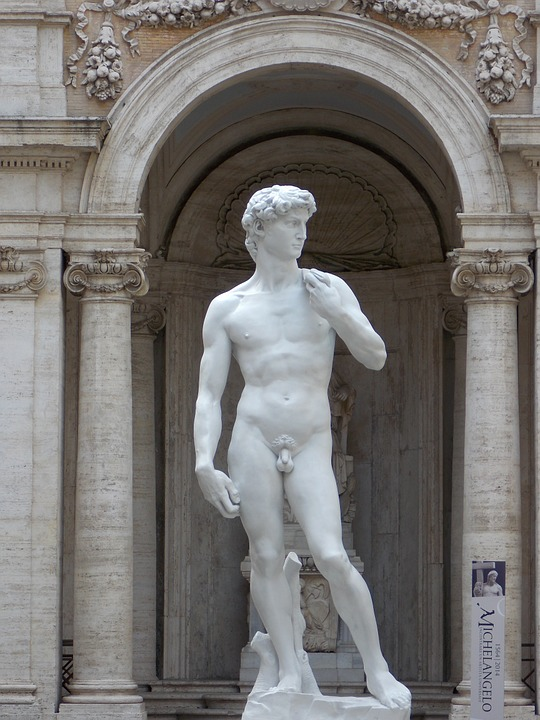 rome, sculpture, italy
