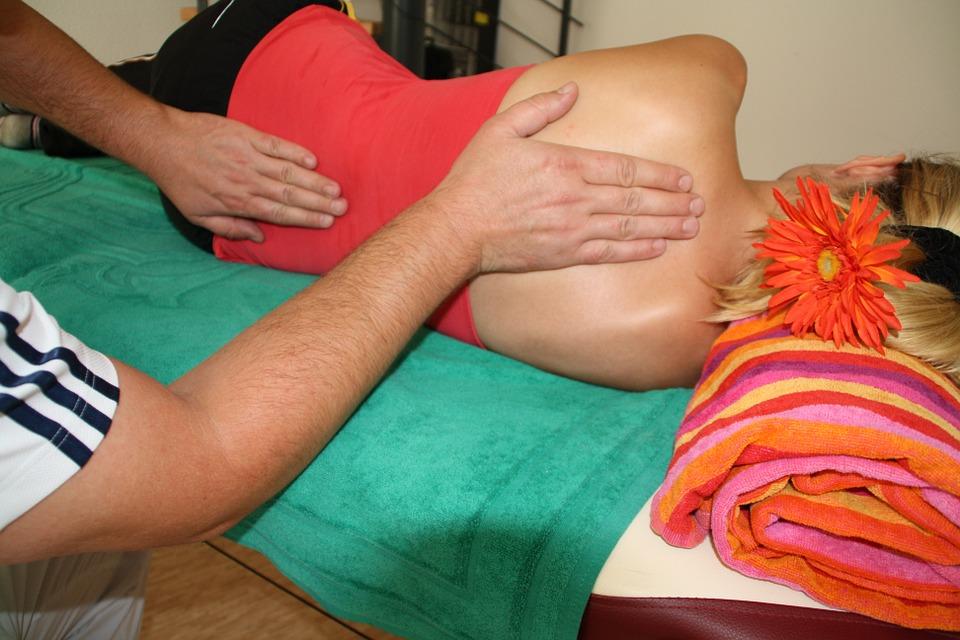 massage, stress, therapy