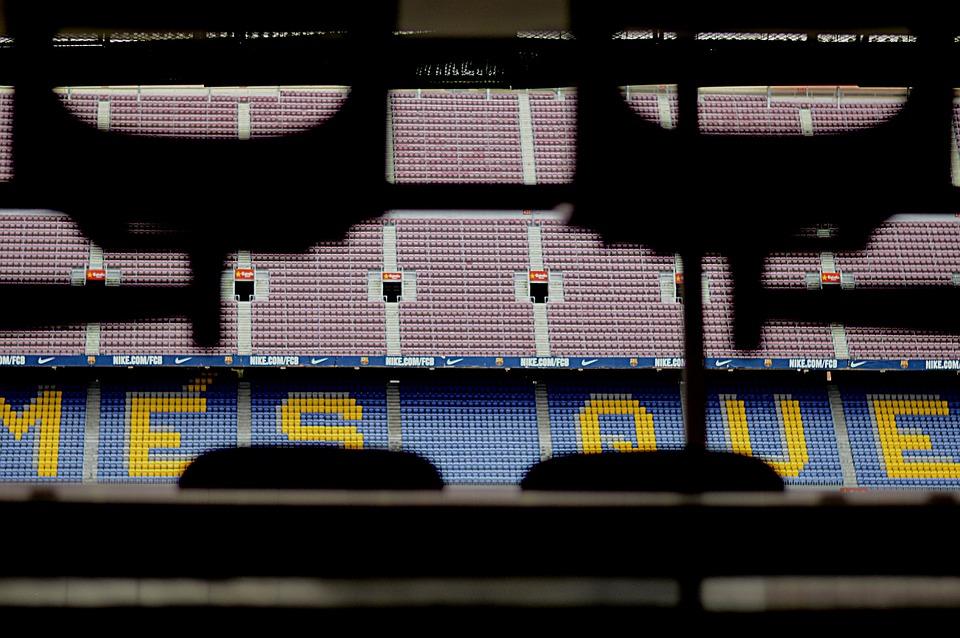 stadium, seating, football
