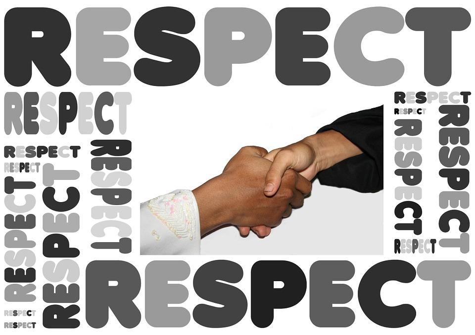 handshake, haendeschuettel, respect