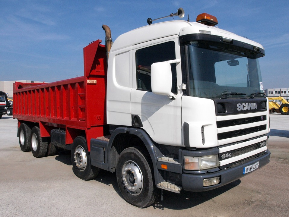 truck, scania, cargo