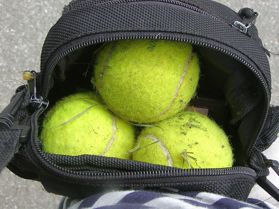 ball, game, tennis