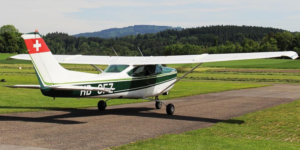 cessna, aircraft, sport aircraft