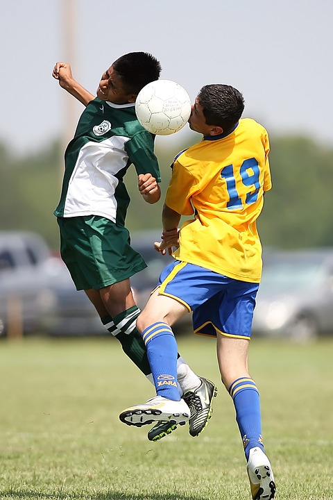 soccer, football, conflict