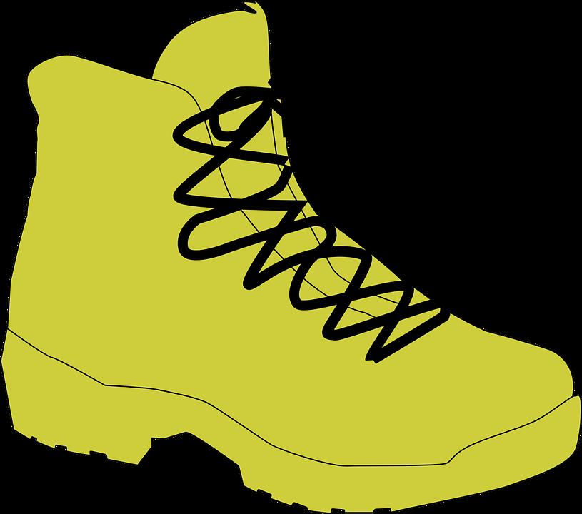 shoe, hiking, boot